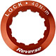 Reverse Kassett Lock ring Kassett orange